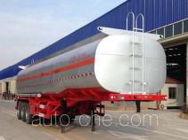 Jinxianling LTY9400GYS liquid food transport tank trailer