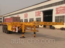 Jinxianling LTY9400TJZ container transport trailer