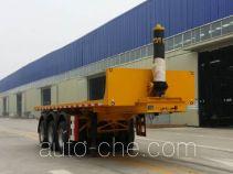 Jinxianling flatbed dump trailer