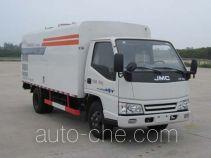 Lutai LTZ5060GQX4JL highway guardrail cleaner truck