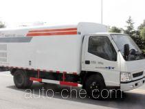 Lutai LTZ5062GQX4JL highway guardrail cleaner truck