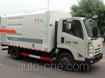 Lutai LTZ5070GQX5JL highway guardrail cleaner truck