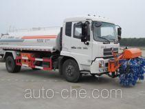Lutai LTZ5160GQX4DF highway guardrail cleaner truck