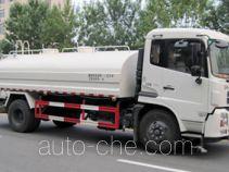 Lutai street sprinkler truck