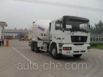 昊统牌LWG5250GJB型混凝土搅拌运输车