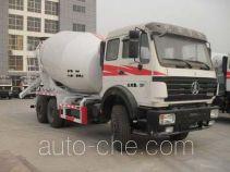昊统牌LWG5252GJB型混凝土搅拌运输车