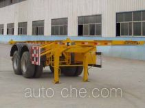 Haotong LWG9351TJZ container transport trailer