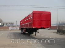 Haotong LWG9400CLX stake trailer