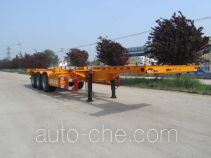 Haotong LWG9402TJZG container transport trailer