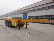 Haotong LWG9403TJZ container transport trailer