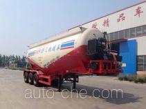 昊统牌LWG9404GFL型中密度粉粒物料运输半挂车