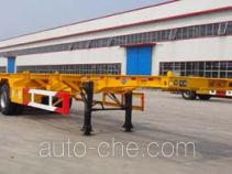 Haotong container transport trailer
