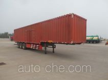 Liyuanda LWY9400XXYE box body van trailer