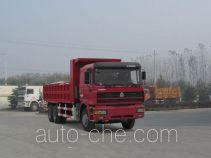 梁兴牌LX3254ZZM383型自卸汽车