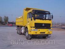梁兴牌LX3251ZZM361型自卸汽车