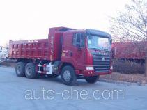 梁兴牌LX3255ZZM361型自卸汽车