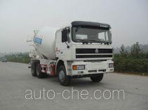 梁兴牌LX5250GJB型混凝土搅拌运输车