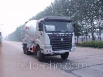 梁兴牌LX5253GJB型混凝土搅拌运输车