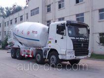 梁兴牌LX5310GJB型混凝土搅拌运输车