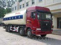 梁兴牌LX5314GFL型低密度粉粒物料运输车