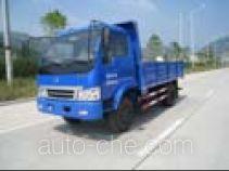 龙溪牌LX5815D1型自卸低速货车