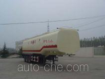 梁兴牌LX9400GHY型化工液体运输半挂车