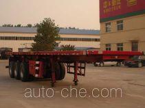 Liangxing LX9401ZZXPC flatbed dump trailer
