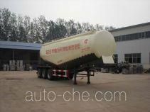 梁兴牌LX9402GFL型低密度粉粒物料运输半挂车