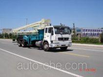 Xinghua LXH5240THB бетонораздаточная стрела на базе автомобиля