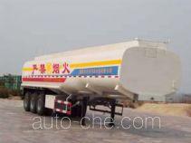 兴华牌LXH9310GYY型运油半挂车