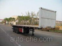 Xinghua flatbed trailer