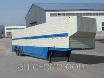 新科牌LXK9210TCL型车辆运输半挂车