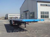 新科牌LXK9300TJZP型集装箱半挂牵引车