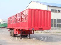 新科牌LXK9321CXY型仓栅式运输半挂车