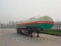 新科牌LXK9360GYY型运油半挂车