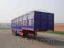 新科牌LXK9400CXY型仓栅式运输半挂车