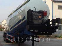 新科牌LXK9400GFL型低密度粉粒物料运输半挂车