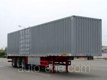 Xinke LXK9400XXY box body van trailer