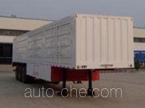 新科牌LXK9402XXY型厢式运输半挂车
