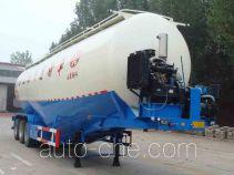 新科牌LXK9403GFL型低密度粉粒物料运输半挂车