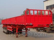 新科牌LXK9404TZX型自卸半挂车