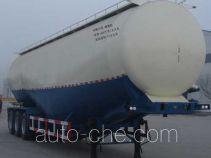 新科牌LXK9408GFL型低密度粉粒物料运输半挂车