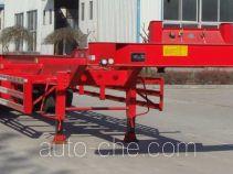 新科牌LXK9409TJZ型集装箱运输半挂车