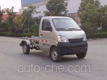 Jinwan LXQ5020ZXXSC detachable body garbage truck