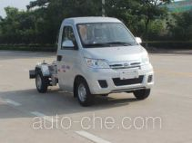 Jinwan LXQ5020ZXXSQR5 detachable body garbage truck
