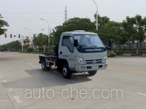 Jinwan LXQ5040ZXXBJ detachable body garbage truck