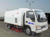 Jinwan LXQ5060TSLHFC street sweeper truck