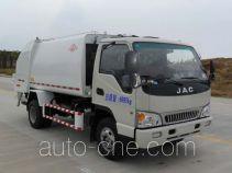 Jinwan LXQ5070ZYSHFC garbage compactor truck