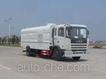 Jinwan LXQ5160TXSHFC street sweeper truck