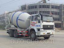 Jinwan LXQ5250GJB concrete mixer truck